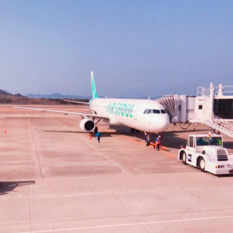 長崎空港 エアソウル