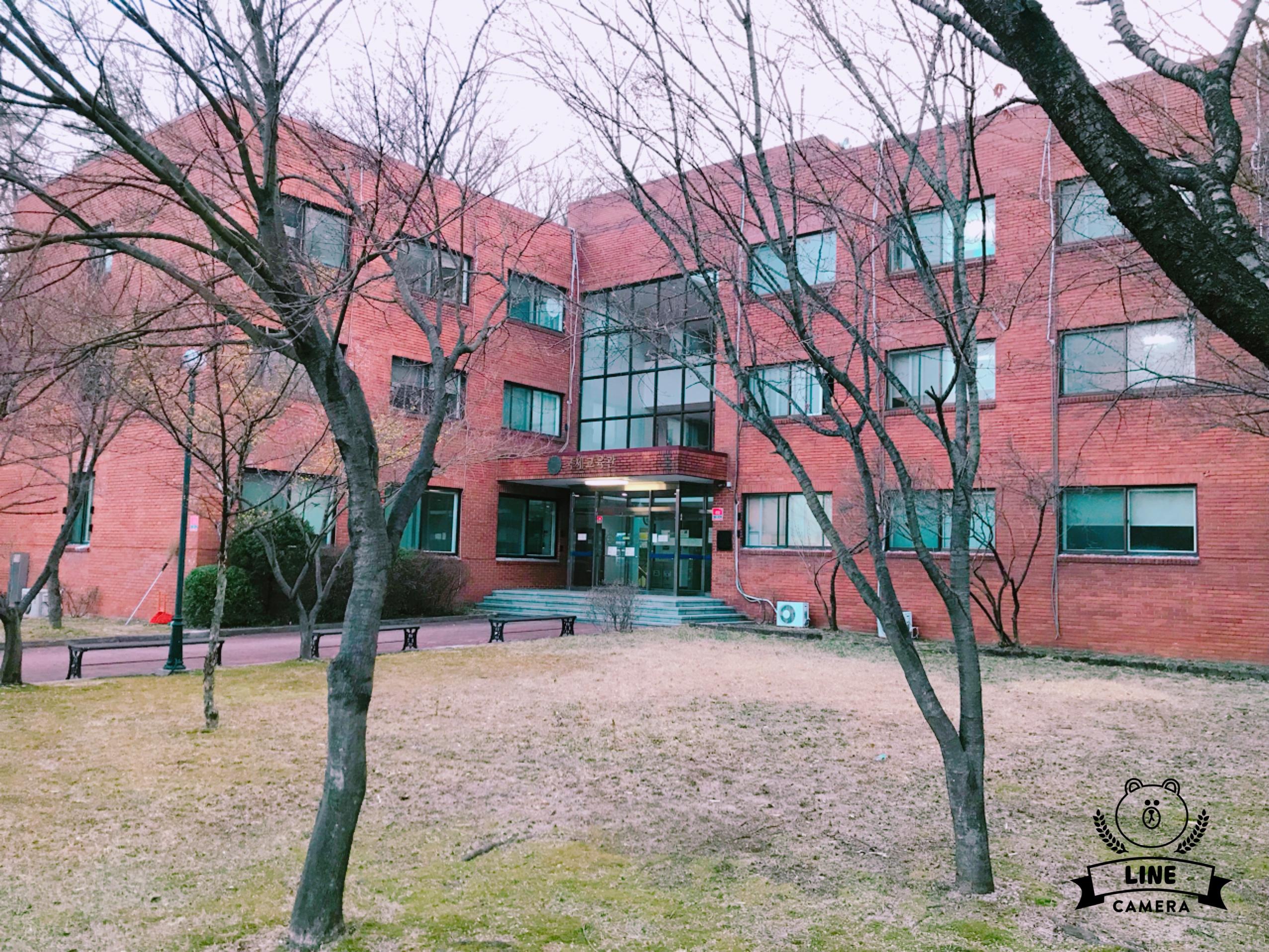 ソウル女子大学寄宿舎
