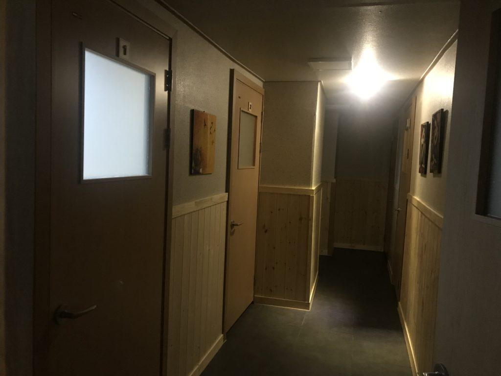 メドアロマ 個室