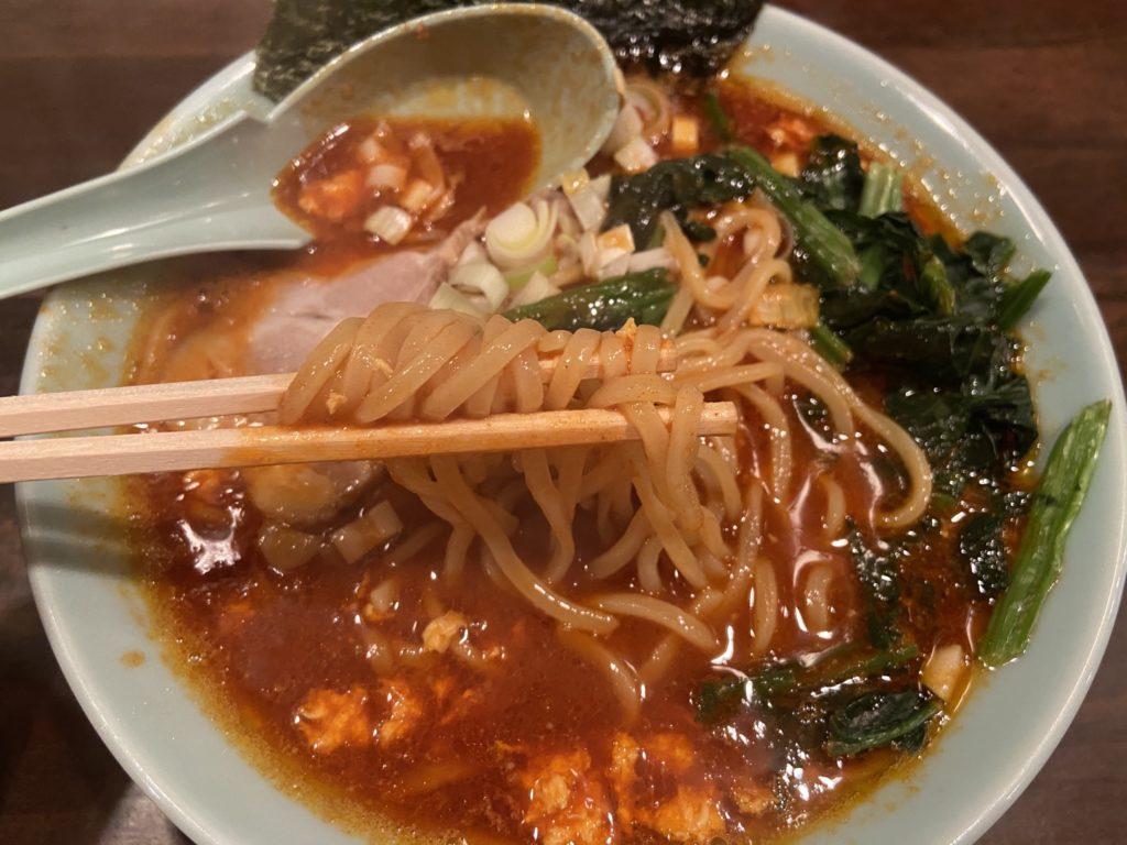 ラーメン政 長崎 政竜辛麺
